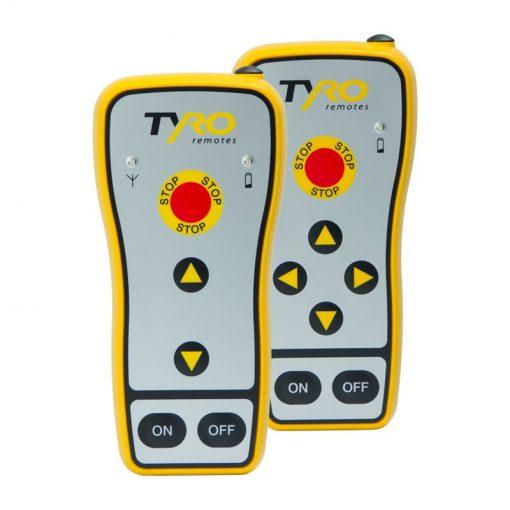 sedna 2 en 4 kanaals afstandsbesturing